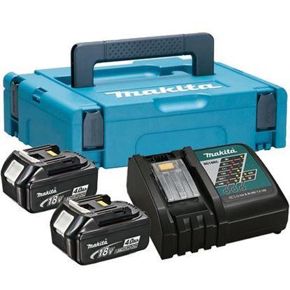 Слика на Сет од две батерии 4Ах и полнач.