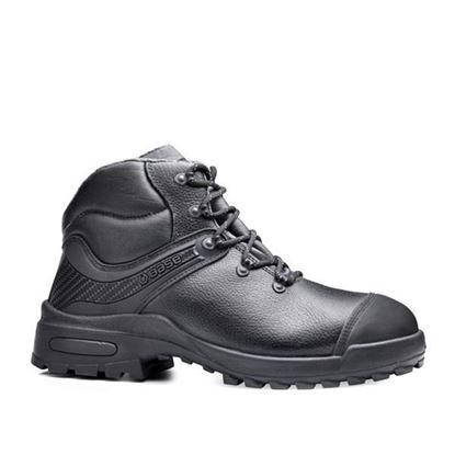 Picture of Ѕ3 Заштитни кожни обувки високи црни /41