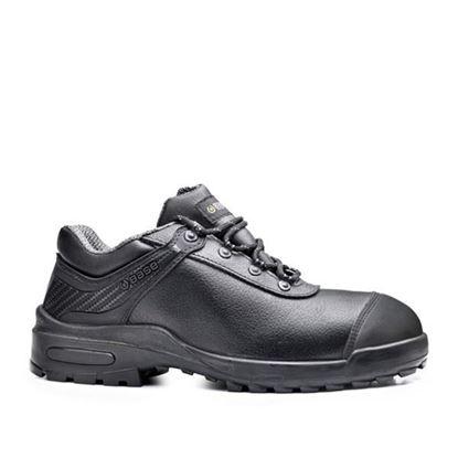 Picture of Ѕ1Р Заштитни кожни обувки ниски црни /42