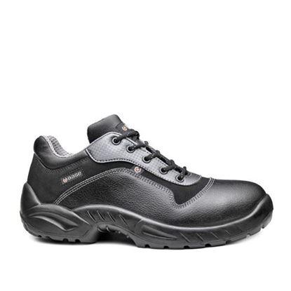 Слика на С3 Заштитни обувки кожни ниски црни / 43
