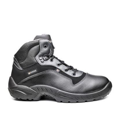 Picture of С3 Заштитни обувки кожни високи црни / 40